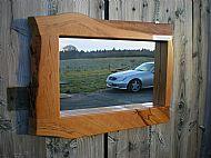Beech mirror