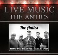 The Antics Play Benderloch