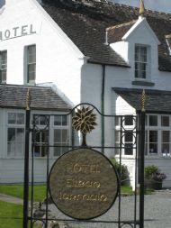 The local pub and restaurant