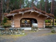 Log Cabin, Rosehall
