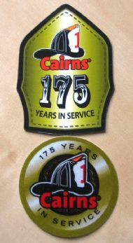 Cairns 175 years in service