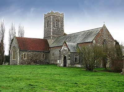 aldeby parish church
