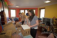 Making donation boxes