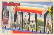 Greetings from Alabama