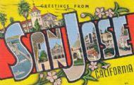 Greetings from San Jose
