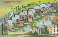 Greetings from the Capital City Tallahassee