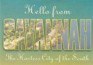 Hello from Savannah