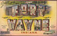 Greetings from Fort Wayne