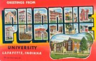 Greetings from Purdue