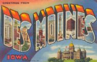 Greetings from Des Moines