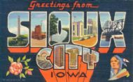 Greetings from Sioux City