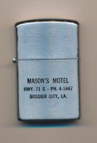 Mason's Motel