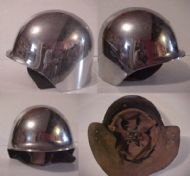 1987 East German Helmet