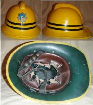Helmets Ltd, County F135