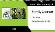 Family Season Ticket