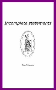 Incomplete Statements