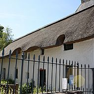 Hugh Millars Cottage Cromarty