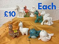 Animal figurines (Group 1)