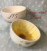 Large Cereal Bowl