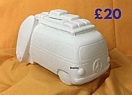 Large Campervan Moneybox