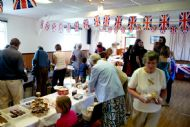 A good crowd attended the Fayre