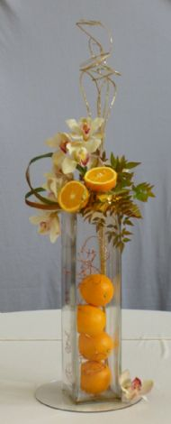 'citrus glass & a touch of . . . '