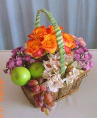 novice class 'basket of delight'