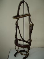 IN HAND SHOW BRIDLE