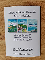 Chanonry Point and Rosemarkie Notecard Collection