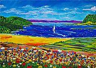 Munlochy Bay Framed Fine Art Print