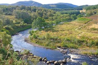 novar fishings, river alness, beat 2 slip pool