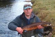 novar fishings, river alness, broodstock fishing