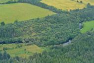 novar fishings, river alness, aerial photo beat 3