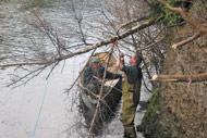 novar fishings, river alness, pool maintenance