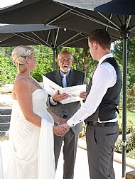 Taking thier Vows