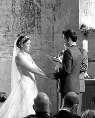 Exchanging Personal Vows