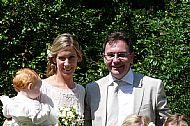 Caitriona & Ashley. July 2014 L'Abbaye-Chateau de Camon