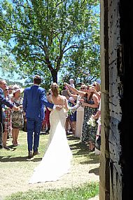 Becca & John July 2016 Chateau de Queille