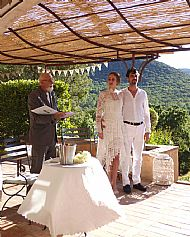 Berit & Pascal. September 2017. Provencal Villa