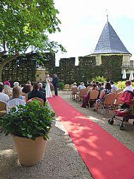 Liz & Ché La Cité Carcassonne June 2017