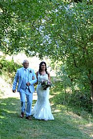 Lian & Mark August 2018 Chateau de Puissentut
