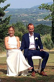 Sarah & Will August 2018 Domaine Michaud