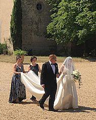 Catherine & Lee July 2019  Chateau de Pennautier