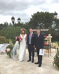 Collette & Robbie May 2019 Villa Rouge