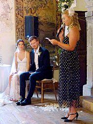 Hannah & Will July 2019 Chateau La Commanderie