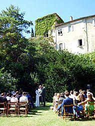 Katie & Iain August 2019 L'Abbaye-Chateau de Camon