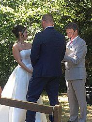 Stacey & Chris Domaine le Castelet August 2019