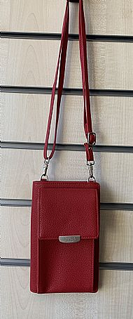 RED SMALL BAG/PURSE