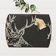 STAG MEDIUM SERVING TRAY