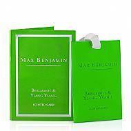 Bergamot & Ylang Ylang Scented Card
